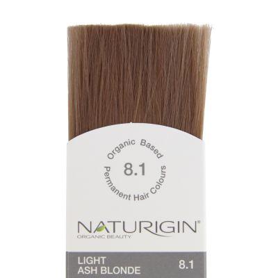 Naturigin Organik İçerikli Saç Boyası 115 ml Açık Kül Sarısı 8.1