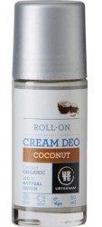 Urtekram - Urtekram Coconut Krem roll on 50 ml