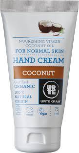 Urtekram - Urtekram Hindistan cevizli el kremi 75 ml
