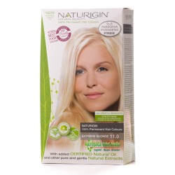Naturigin - Naturigin Organik Saç Boyası Çok Açık Sarı 11.0