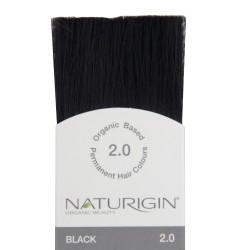 Naturigin Organik İçerikli Saç Boyası Siyah 2.0 - Thumbnail