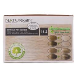 Naturigin Organik Saç Boyası Yoğun Küllü Sarı 11.2 - Thumbnail