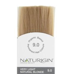 Naturigin Organik Saç Boyası Yumuşak Sarı 9.0 - Thumbnail