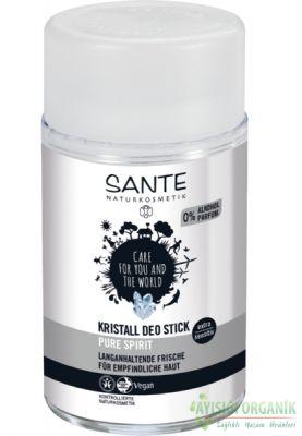SANTE Organik Kristal Deo Stick (Aşırı Hassas Ciltler için Extra Sensitive) 100gr
