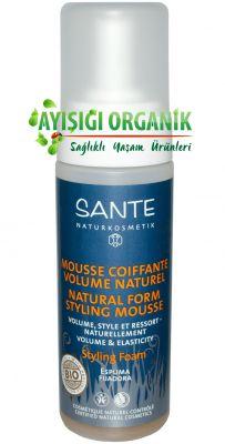 Sante - SANTE Organik Saç Şekillendirici Köpük 150ml