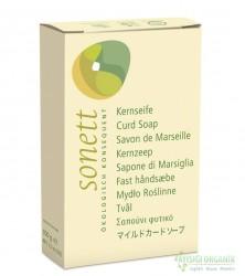 Sonett - Sonett Organik Bitkisel (Curd) Kalıp Sabun 100gr