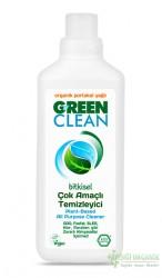 U Green Clean - U Green Clean Organik Çok Amaçlı Temizleyici Portakal Yağlı 1000ml
