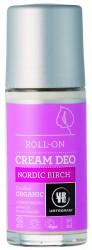 Urtekram - Urtekram Organik Nordic Birch Cream Deodorant 50ml
