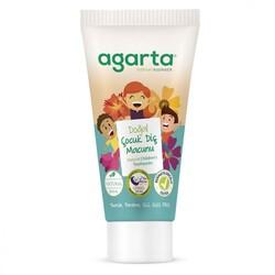 Agarta - Agarta Doğal Çocuk Diş Macunu 75 ML