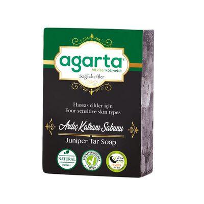 Agarta Doğal El Yapımı Ardıç Katranı Sabunu 150gr