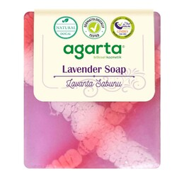 Agarta - Agarta Doğal El Yapımı Lavanta Sabunu 30gr