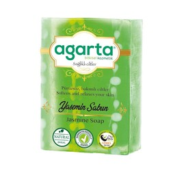 Agarta - Agarta Doğal El Yapımı Yasemin Sabunu 150 Gr
