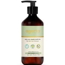Agarta - Agarta Doğal Yağlı Saçlar İçin Bakım Şampuanı 400 ML