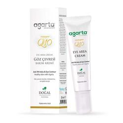 Agarta - Agarta Doğal Yaşlanma Karşıtı Anti Aging Göz Çevresi Bakım Kremi 20 ML