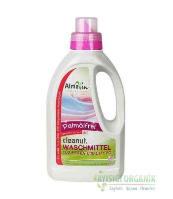 Almawin Organik Çamaşır Yıkama Sıvısı (Beyaz ve Renkli) 750 ml