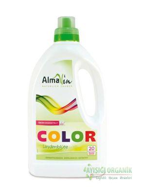 Almawin Organik Çamaşır Yıkama Sıvısı (Renkliler İçin) 1.5 lt