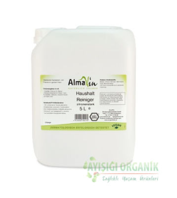 AlmaWin Organik Genel Ev Temizleme Sıvısı 5L