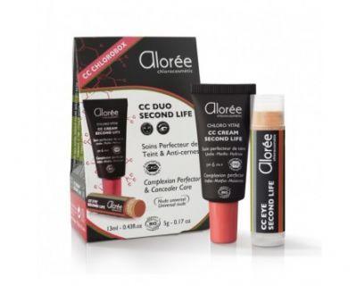 Aloree CC Cream second life ve CC Eye second lıfe concealer care