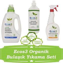 Ecos3 - Ecos3 Organik Bulaşık Yıkama Seti