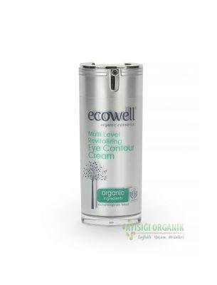 Ecowell Diamond Collection Canlandırıcı Göz Çevresi Kremi