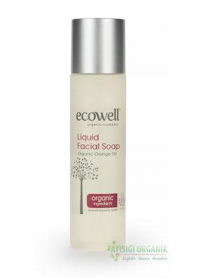 Ecowell Diamond Collection Likit Yüz Temizleme Sabunu