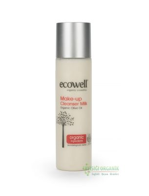 Ecowell Diamond Collection Makyaj Temizleme Sütü