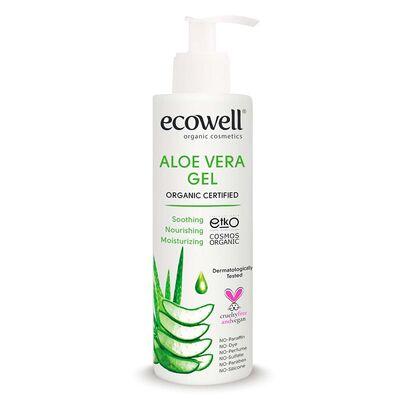 Ecowell Organik Aloe Vera Jel 200 ml