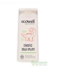 Ecowell - Ecowell Organik Bebek Losyonu