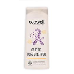 Ecowell - Ecowell Organik Bebek Saç ve Vücut Şampuanı