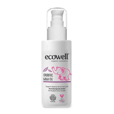 Ecowell Organik Bebek Yağı