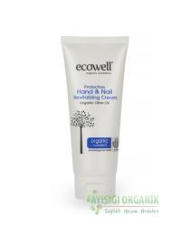 Ecowell - Ecowell Organik Koruyucu Onarıcı El ve Tırnak Bakım Kremi
