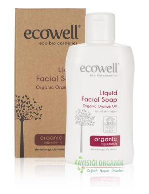 Ecowell Organik Likit Yüz Temizleme Jeli
