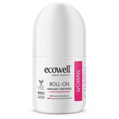 Ecowell Organik Roll-On Kadın 75ML