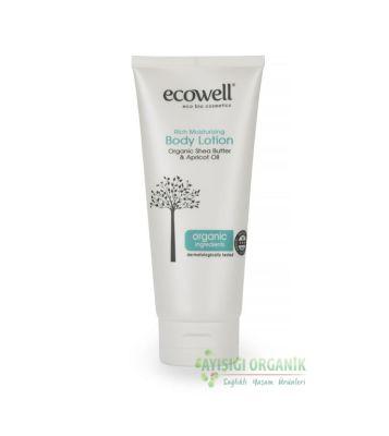 Ecowell Yoğun Nemlendirici Vücut Kremi