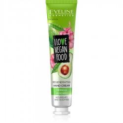 Eveline - Eveline Avokado ve Hibiskuslu Vegan Yenileyici El Kremi 75ML