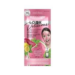 Eveline - Eveline Cilt Detoksu Doğal Yüz Maske ve Peelingi Karpuz-Limon 10ML