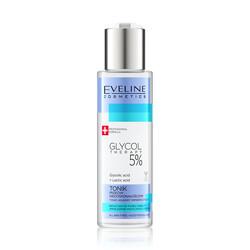 Eveline - Eveline Glycol Therapy Cilt Kusurlarına Karşı Özel Tonik %5 Glikol AHA 110ML