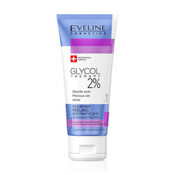 Eveline - Eveline Glycol Therapy Yağ Bazlı Enzimatik Peeling %2 Glikol 100ML