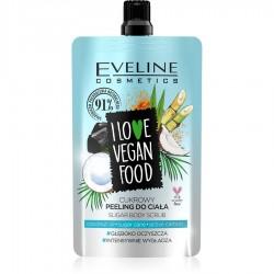 Eveline - Eveline Hindistancevizli Detoks Vegan Vücut Scrub 75ML