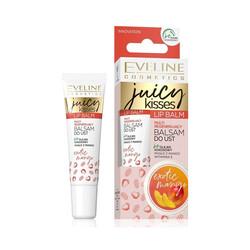 Eveline - Eveline Juicy Kisses Dudak Bakım Balmı Mango 12ML