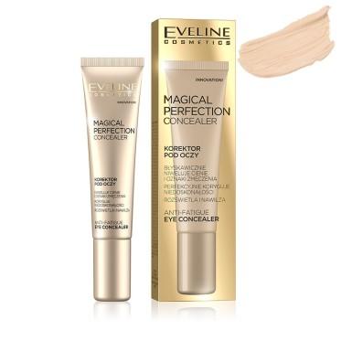 Eveline Magical Perfection Yorgunluk Karşıtı Gözaltı Kapatıcı 15ML - Thumbnail