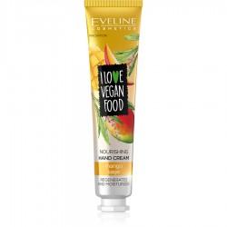 Eveline - Eveline Mango ve Adaçaylı Besleyici Vegan El Kremi 75ML