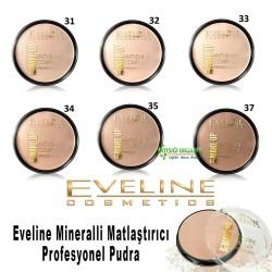 Eveline - Eveline Mineralli Matlaştırıcı Profesyonel Pudra