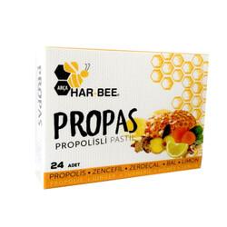 Har-Bee Propas Propolisli Pastil 60g 2 Paket - Thumbnail