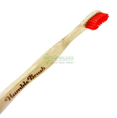 Humble Brush Diş Fırçası Soft Kırmızı