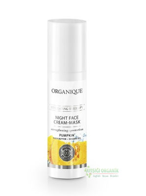 ORGANİQUE HYDRATING TERAPHY GECE KREMİ & MASKE - 50 ml