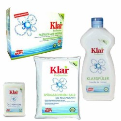 Klar - Klar Organik Bulaşık Deterjanı SET