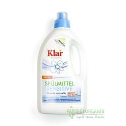 Klar - Klar Organik Elde Bulaşık Yıkama Sıvısı Kokusuz 1,5 lt