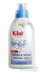 Klar - Klar Organik İpekli Ve Yünlüler İçin Yıkama Sıvısı 500ML
