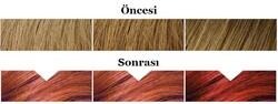 Kolora Zero Amonyaksız Krem Saç Boyası Bakır Sarı 6.4 - Thumbnail
